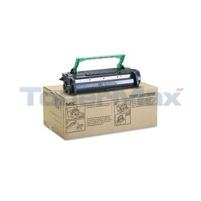NEC 635 637 647 TONER BLACK